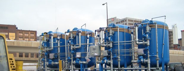 Culligan Commercial Industrial Water Treatment
